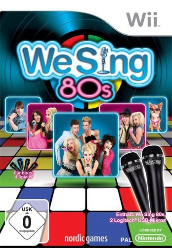 We Sing: 80s (inkl. 2 Mikrofone)