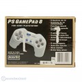 Controller #grau PS GamePad 8 [Interact]