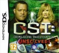 CSI Crime Scene Investigation: Unsolved!