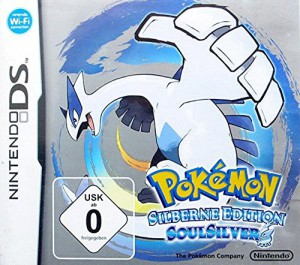 Pokemon Silberne Edition - SoulSilver