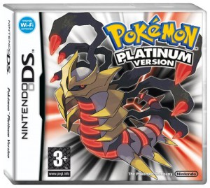 Pokemon - Platinum Version