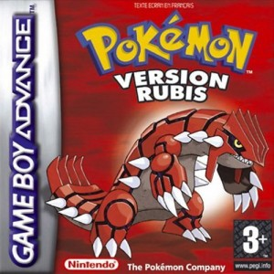 Pokemon Version Rubis