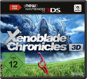 Xenoblade Chronicles 3D (DE/EN)