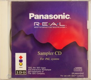 Sampler CD (PAL)