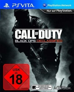 Call of Duty: Black Ops Declassified (USK18)