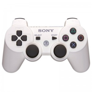 Original DualShock 3 Wireless Controller #weiß [Sony]