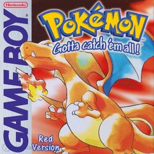 Pokemon Rote Edition / Red Version (ENGLISCH)