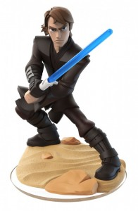 Figur: Anakin Skywalker