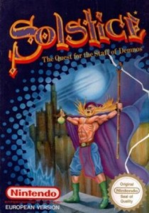 Solstice: The Quest for the Staff of Demnos (PAL-B)