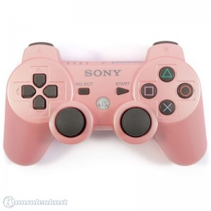 Original DualShock 3 Wireless Controller #pink [Sony]