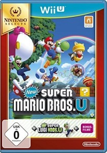 New Super Mario Bros. U + New Super Luigi Bros. U (Nintendo Selects) (DE Version) (DE/EN)