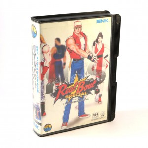 Real Bout Fatal Fury Special - 394 Megs