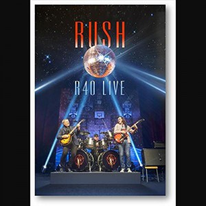 Rush: R40 Live / 3CDs + Blu-ray