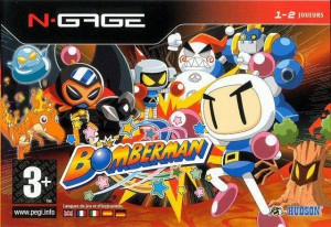 Gage - Bomberman