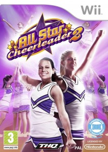 All Star Cheerleader 2