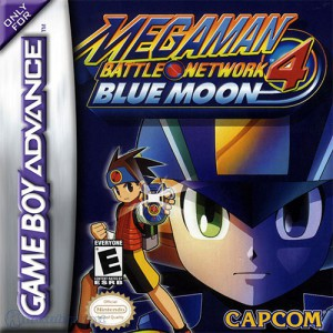 Mega Man: Battle Network 4 Blue Moon