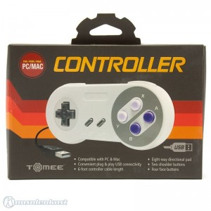 SNES USB Controller [Tomee]