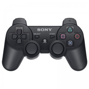 Original Dualshock 3 Wireless Controller #schwarz [Sony]