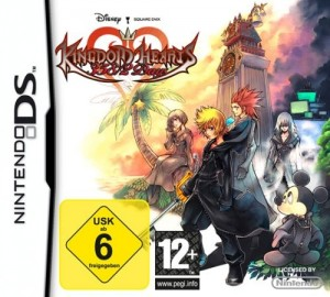Kingdom Hearts 358/2