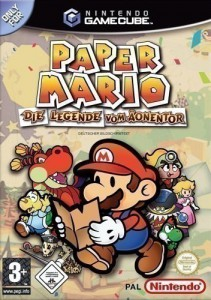 Paper Mario - Die Legende vom Äonentor / Thousand Year Door