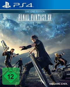 Final Fantasy XV #Day One Edition