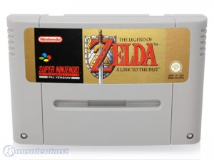 The Legend of Zelda: A Link to the Past (Englische Version)