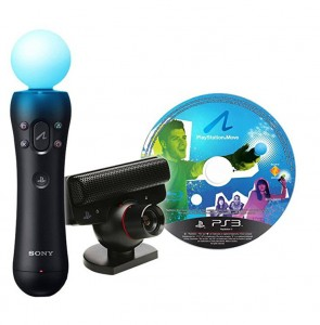 PlayStation Move Starter Pack (inkl. Motion Controller & Kamera)