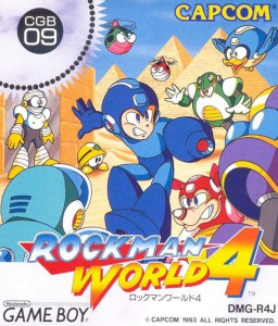 RockMan World 4 / Mega Man