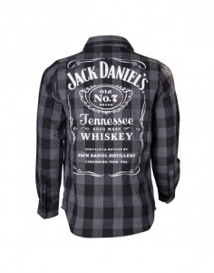 T-Shirt - Jack Daniel's Checks Shirt