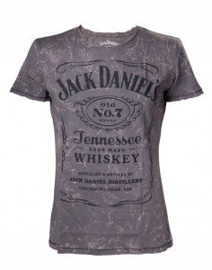 T-Shirt - Jack Daniel's Acid Washed