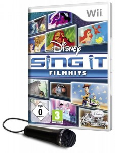 Disney's Sing it: Filmhits + Mikrofon