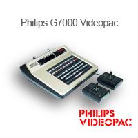 Philips G7000 Videopac