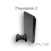 PS2/Playstation 2 Konsolen