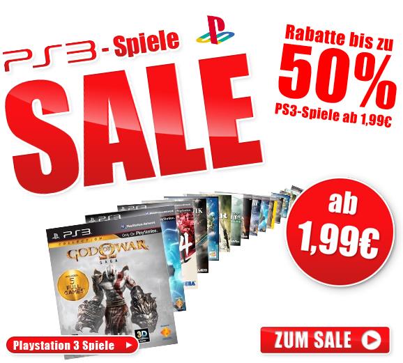 PS3 Schnäppchen