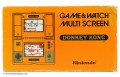 Nintendo Game & Watch: Donkey Kong