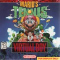 Virtual Boy - Mario's Tennis