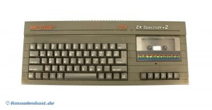Sinclair 128k ZX Spectrum DEFEKT