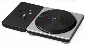Turntable für DJ Hero DEFEKT