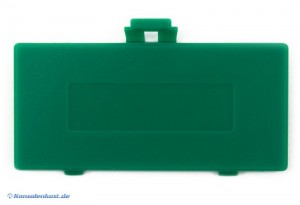 Battery Cover / Batteriedeckel #grün