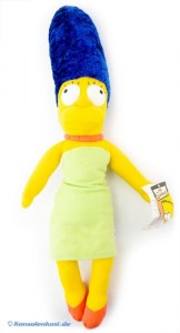 The Simpsons Stoffpuppe #Marge Simpson