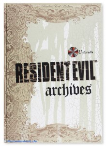 Resident Evil Archives (ENGLISCH) [Bradygames]