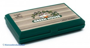 Nintendo Game & Watch: Green House