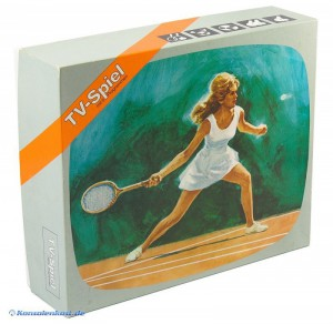 Konsole 2400 + Tennis Cover
