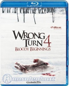 ray - Wrong Turn 4: Bloody Beginnings (DE/ENG) USK18