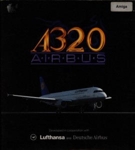 A320 Airbus [Thalion] + Pilot Manual, Enroute Charts & ILS Approach Charts