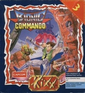 Bionic Commando [Kixx Collection Nr. 3]