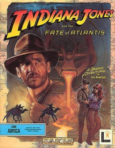 Indiana Jones: and the Fate of Atlantis
