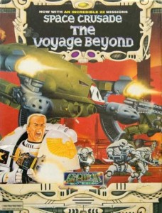 Space Crusade - The Voyage Beyond