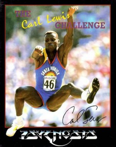 The Carl Lewis Challenge (nur Diskette)