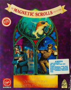 The Magnetic Scrolls Collection